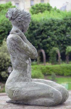 Steel Sculpture, Pottery Sculpture, Sculpture Clay, Ceramic Sculpture Figurative, Concept Art Tutorial, Sculpture Techniques, Statues, Arte Popular, Fantastic Art