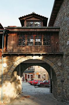Metsovo Greece Travel, Italy Travel, Travel Around The World, Around The Worlds, Places To Travel, Places To Go, Greek House, Greek Isles, Paradise On Earth
