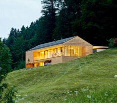 Hanghaus in Vorarlberg | haeuser-award