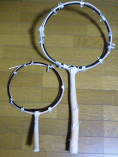 タモ作り - ハミアトくんの釣行記