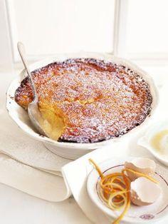 Donna Hay citrus pudding