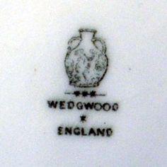 Antique Wedgwood China Mark circa 1900