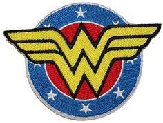 Application Wonder Woman Shield Patch *** You can get more details at
