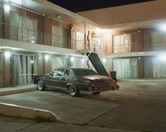 David Egan's Night Photography of Rural Nevada Damien Chazelle, W Two Worlds, Tv Supernatural, American Gods, American Gothic, House On A Hill, Bates Motel, Life Is Strange, Sam Winchester