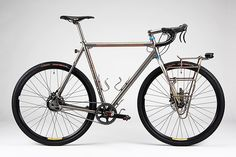 Firefly Bicycles All-road Tourer aka the perfect bike... ever