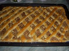Kezdő háziasszonyok is sikerrel járnak Hungarian Recipes, Feeding A Crowd, Tray Bakes, Christmas Cookies, Sweet Recipes, Macaroni And Cheese, Food To Make, Waffles, Food And Drink