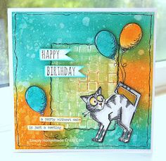 Kath's Blog......diary of the everyday life of a crafter: Crazy Girls and Crazy Cats...