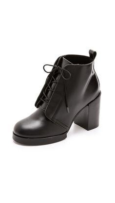 boots salto quadrado pro dias de grandes caminhadas forenses!!!