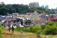My memories on traveling to Kiev in Summer 2013: http://theamateurexpert.com/visiting-ukraine-in-2013-part-3-kiev-kyiv/ #kiev #kyiv #AndriyivskyyUzviz