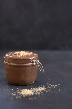Cocoa and Toasted Coconut Almond Butter