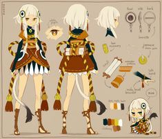 Female costume design with fantasy elven influences. Owner: jeweledphoenix Only myself and the owner (purchaser) have the right to display the design. You may not use this costume for your characte...