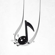 Swing Music Art Print by Nabhan Abdullatif Music Pics, Music Images, Music Stuff, Music Humor, Music Quotes, Music Is Life, Kinds Of Music, Good Music, My Music
