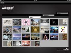 wallpaper* app