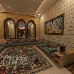 مجلس عربي بهوية مغربية .. من تصميمي #Padgram