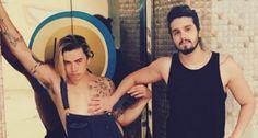 Luan Santana lança novo clipe de Acordando o Prédio com Windersson Nunes