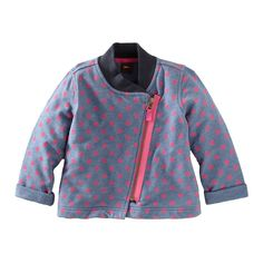 Dancing Dot Moto Jacket (3F12100) | Tea Collection