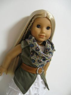 American Girl Doll South  West Flair by 123MULBERRYSTREET on Etsy, $36.00