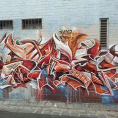 Sofles Collingwood Melbourne street art graffiti