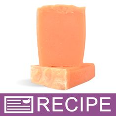 Satsuma Cold Process Soap Recipe - This soap will make you think you just peeled a mandarin orange. Zesty and clean, this soap is packed full of skin-nourishing ingredients!
