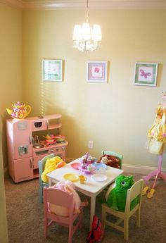 toddler girl room
