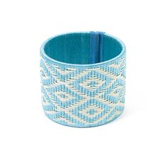 Turquoise Cana Flecha Cuff - Colombia | Far & Wide Collective