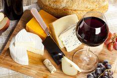 Alegerea branzeturilor in functie de vin