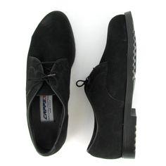 8387d0dc4a1b95 ST - PATCH - Women s Black NuBuck Steel Toe