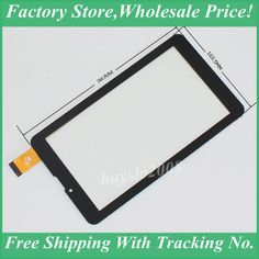"""Original New 7"""" Explay Hit 3G Tablet Capacitive Touch Screen Panel Digitizer Glass Sensor replacement Free Shipping  — 354.09 руб. —"""