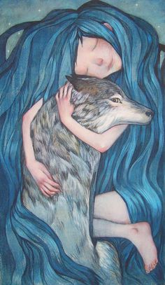 """""""Protection"""" by Lucy Campbell:"""
