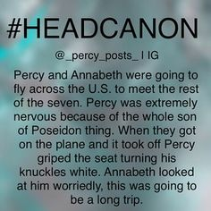 Instagram photo by _percy_posts_ - {My Edit Give Credit} Ok so this is another random #headcanon I thought of! If you repost please give creds All of my headcanons are here ➡️ #percypostsheadcanons Please don't use this hashtag I always post 3 headcanons in a row and I have so many people to tag so 1/3 of u is going to be tagged in the 1st headcanon then the other 1/3 in the 2nd then the other other 1/3 on the 3rd so just know that there are 3 headcanons in all u just have to go on my page I…