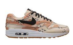 6810339aa3cee7 Nike Air Max 1 Beach Camo 875844-204 Release Date - Sneaker Bar Detroit Air