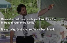 The 10 Toasts You'll Hear at Weddings