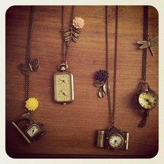 Cucut necklaces http://www.facebook.com/pages/Ladyloquita/113862868684170