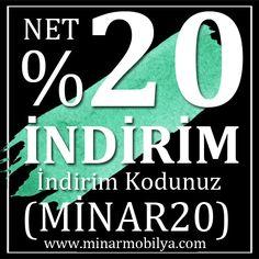 www.minarmobilya.com Sitemizde Tüm Takipçilerimize %20 İndirim. İndirim Kodunuz (MİNAR20) Keyifli Alışverişler Dileriz. #homedecore #evdekorasyon #minarmobilya