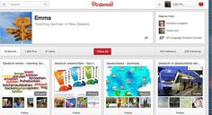 Emma's German Teacher Pinterest Boards