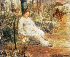 Witold Wojtkiewicz - Samotny pierrot, 1907