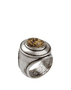 Maison Margiela Ring in Silver for Men   Lyst