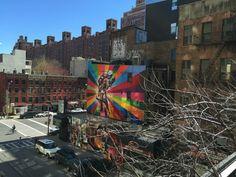 High line, NYC #kiss #chelsea #New York City #NYC #tourism #travel #walk