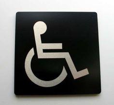 Best Modern Bathroom Signs Images On Pinterest Bathroom Signs - Commercial bathroom signs