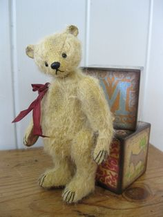 William - The Old Post Office Bears