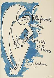 Jean Cocteau, 1957