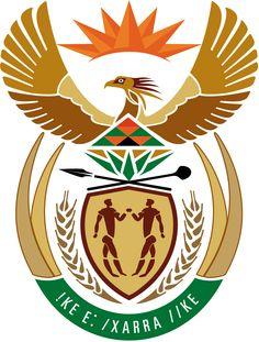 Armoiries de l'Afrique du Sud