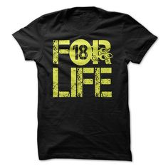 """#t-shirt... Nice T-shirts (Nice T-Shirts) 18 For Life . BazaarTshirts  Design Description: This is a """"18 For Life"""" t-shirt. Buy multiple and provides the second to your pal(s) as a present later! ... - http://tshirt-bazaar.com/automotive/nice-t-shirts-18-for-life-bazaartshirts.html"""