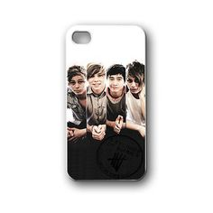 5 SOS Logo band - iPhone 4/4S/5/5S/5C, Case - Samsung Galaxy S3/S4/NOTE/Mini, Cover, Accessories,Gift