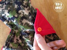 With some super basic sewing ability, you can make your own cloth menstrual pads and save a ton of money!