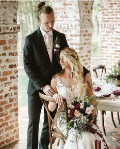 Love this photo from the Burgundy & Lace shoot, featuring our French Country Chairs!  Thanks to Leila Wyatt, Elmwood Forest Productions, Josie Brooks Photography, Bella Sposa Events, Karmel Designteam, Amy Slogar Photography, Hair & Makeup By Diana Costa, Before the Aisle, Florida Candy Buffets, Your Bridal Couture, The Flower Studio, and Casa Feliz Wedding and Event Venue Winter Park, FL.