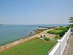 Enjoy the waterfront lifestyle in Shippan Point in this classic 5 bedroom home with dazzling views. Offered by Steve Anastos - http://www.raveis.com/mls/99044105/88seabeachdrive_stamford_ct
