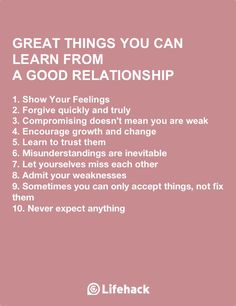 A few things to work on. Trust and meeting expectations can be challenging for one with ADHD. Forgiveness and encouragement may be a struggle for the partner without ADHD. (View only)