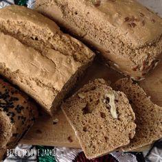 Smaczny, miękki chleb bezglutenowy. Bez glutenu, bez mleka. – Bezglutenowe jadło
