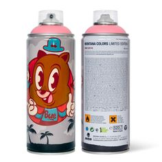 Montana UK - BUE The Warrior - Limited Edition - SPRAY PAINT